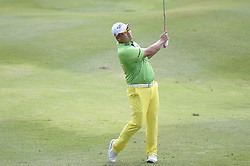 March 22, 2019 - Kuala Lumpur, Malaysia - Angelo Que of Philippines in action during Day Two of the Maybank Championship at Saujana Golf and Country Club on March 22, 2019 in Kuala Lumpur, Malaysia. (Credit Image: © Chris Jung/NurPhoto via ZUMA Press)