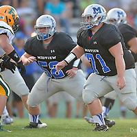 9.5.2014 Midview at Amherst Varsity Football