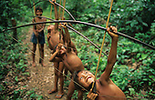 Yanomami Amazon Brazil Rainforest
