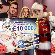 20141209 Sky Radio Christmas Tree for Charity 2014