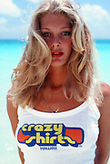 Crazy Shirts, Blond, Girl