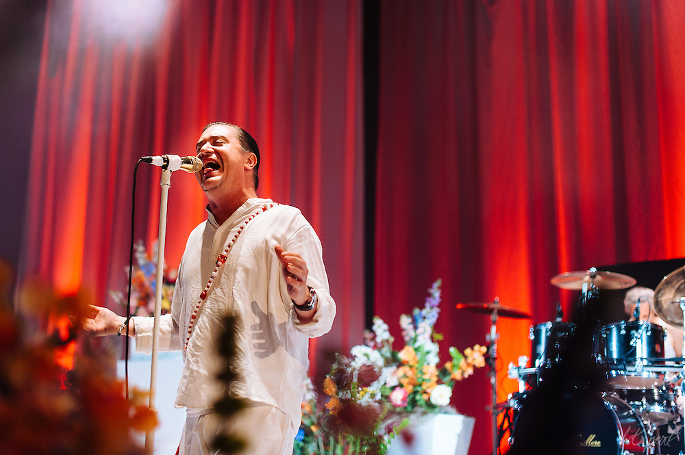 Faith No More performs at The Paramount Theatre in Seattle, WA on Thursday, April 16, 2015.