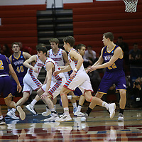 Men's Basketball: Saint John's University (Minnesota) Johnnies vs. University of Northwestern-St. Paul Eagles