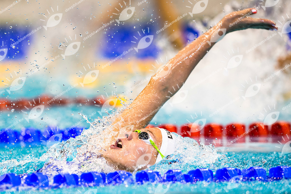 TOMASHEVSKAYA Ekaterina RUS<br /> 200m Bachstroke Women Heats<br /> 32nd LEN European Championships <br /> Berlin, Germany 2014  Aug.13 th - Aug. 24 th<br /> Day06 - Aug. 18<br /> Photo G. Scala/Deepbluemedia/Inside