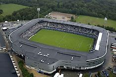 09.08.2009 Indvielse af Blue Water Arena. Esbjerg fB - OB 1:2