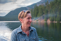 Kristen, Ross Lake National Recreation Area, North Cascades National Park, US