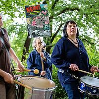 "2016/07/14 Berlin | Politik | ""Nein zum Lollapalooza im Treptower Park"""