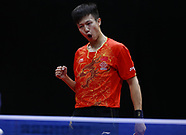 Table Tennis World Cup, 2017