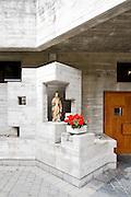 Eglise d'Hérémence, Suisse