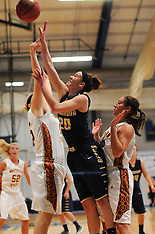 CU Women's Basketball vs. Northern State 1.12.2013