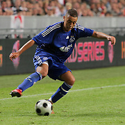 NLD/Amsterdam/20080808 - LG Tournament 2008 Amsterdam, Ajax v Arsenal, Ismail Aissati