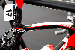 January 10, 2019 - Caleb Ewan (Lotto-Soudal) bike, Tour Down Under, Australia on the 10 of January 2019  (Credit Image: © Gary Francis/ZUMA Wire)