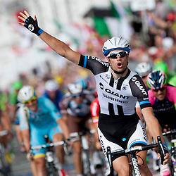 20140601: ITA, Cycling - Giro d'Italia, Stage 21, Gemona del Friuli - Trieste