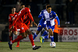 Tyler Smith of Bristol Rovers - Mandatory by-line: Robbie Stephenson/JMP - 04/12/2019 - FOOTBALL - Memorial Stadium - Bristol, England - Bristol Rovers v Leyton Orient - Leasing.com Trophy