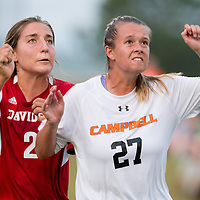 Women Soccer vs Davidson News Release