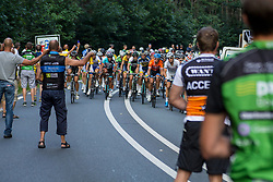 Rhenen, The Netherlands - Dutch Food Valley Classic (UCI 1.1) - 23th August 2013 - Peloton on the finale course