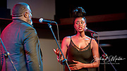 Moss & Steiner Opening Cabaret with Danielle Smart and Phillip Boykin at Victory North Concerts, Saturday, June 290, 2019, in Savannah, Ga. (Photo by Stephen B. Morton)