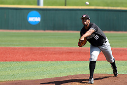 17 April 2016:  Joey Marciano during an NCAA Division I Baseball game between the Southern Illinois Salukis and the Illinois State Redbirds in Duffy Bass Field, Normal IL
