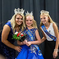 2018 Tiny and Miss Pre-Teen Carroll County Fair Pageant