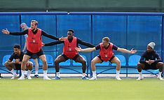 England Training Session - 17 June 2018