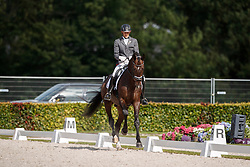 Szokola Csaba, HUN, Siracusa<br /> Longines FEI/WBFSH World Breeding Dressage Championships for Young Horses - Ermelo 2017<br /> © Hippo Foto - Dirk Caremans<br /> 04/08/2017