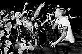 Anti-Flag 2013.11.09 @ Asbury Lanes