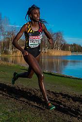 09-12-2018 NED: SPAR European Cross Country Championships, Tilburg<br /> Imani Truyens BEL