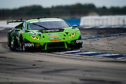 March 17-19, 2016: Mobile 1 12 hours of Sebring 2016. #16 Spencer Pumpelly, Al Carter, Corey Lewis, Change Racing, Lamborghini Huracán GT3