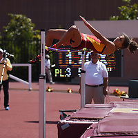 USC Track & Field : Dual Meet UCLA