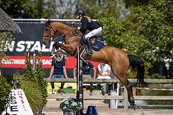 Janssens Silke, BEL, Joice van Essene<br /> Belgisch Kampioenschap Jeugd Azelhof - Lier 2020<br /> © Hippo Foto - Dirk Caremans<br /> 30/07/2020