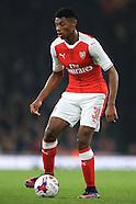 Arsenal v Reading - EFL Cup - Round of 16 - Emirates Stadium