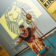 NLD/Amsterdam/20160216 - Musical The Lion King is terug!, Rafiki