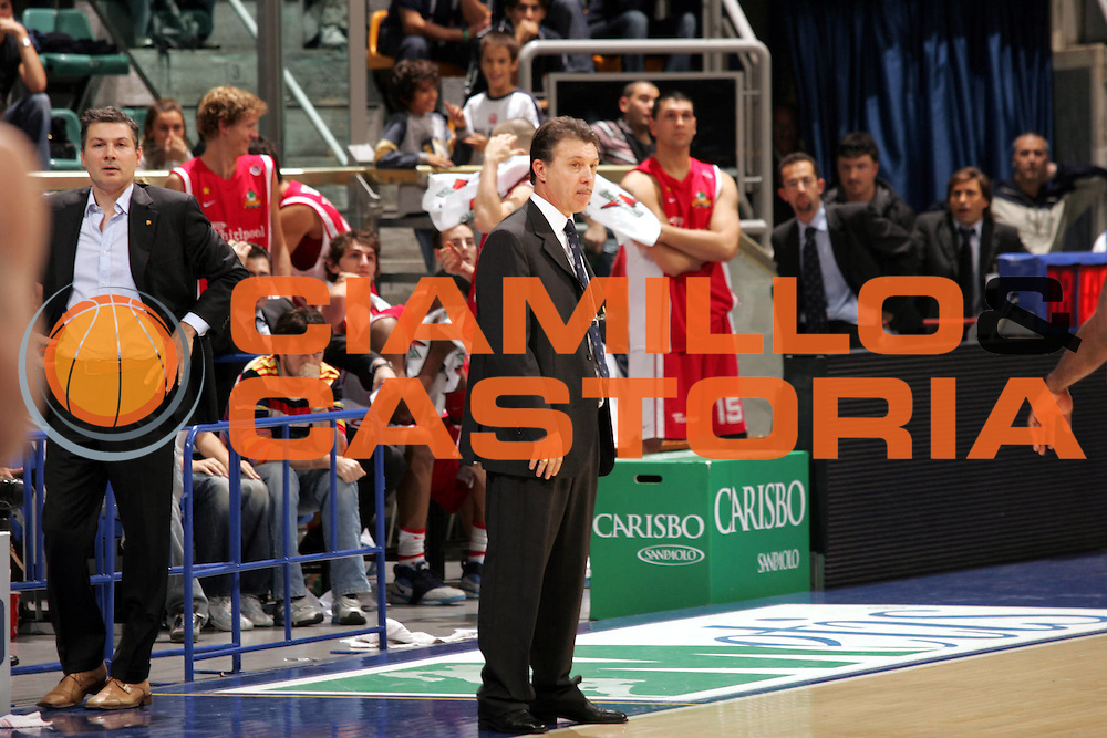 DESCRIZIONE : Bologna Campionato Lega A1 2006-2007 Climamio Fortitudo Bologna Whirlpool Varese<br />GIOCATORE : Magnano<br />SQUADRA : Whirlpool Varese<br />EVENTO : Campionato Lega A1 2006-2007 Climamio Fortitudo Bologna Whirlpool Varese <br />GARA : Climamio Fortitudo Bologna Whirlpool Varese <br />DATA : 08/10/2006 <br />CATEGORIA :<br />SPORT : Pallacanestro <br />AUTORE : Agenzia Ciamillo-Castoria/M.Marchi