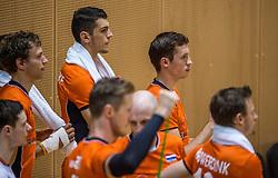 04-06-2016 NED: Nederland - Duitsland, Doetinchem<br /> Nederland speelt de tweede oefenwedstrijd in Doetinchem en verslaat Duitsland opnieuw met 3-1 / Maarten van Garderen #3