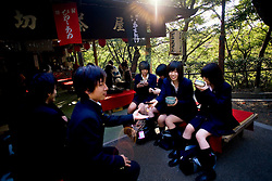 Japan, Kyoto.<br />