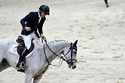 Mark McAuley on Miebello during the Equestrian FEI World Cup Jumping Lyon 2017, CSI5 Longines Grand Prix on November 4, 2017 at Eurexpo Lyon in Chassieu, near Lyon, France - Photo Romain Biard / Isports / ProSportsImages / DPPI