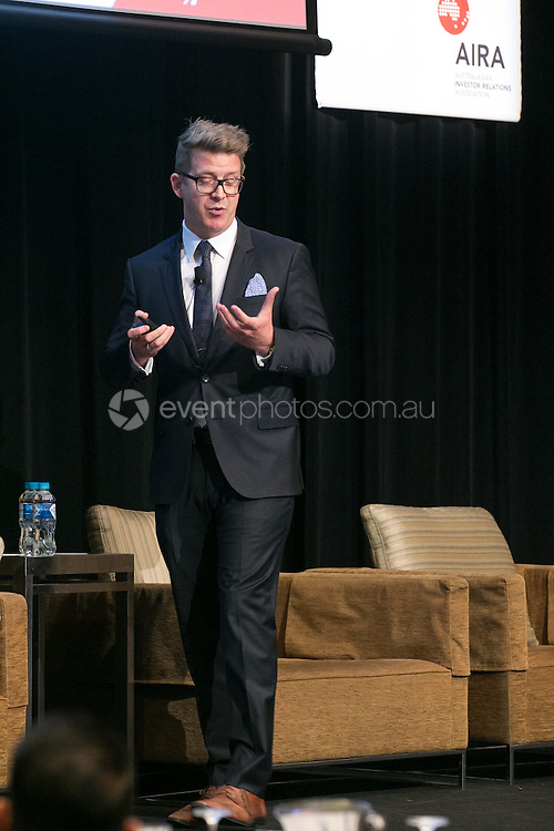 AIRA Conference 2016 - November 24, 2016: Westin Hotel, Sydney, New South Wales, Australia. Credit: Milkulas J / Event Photos Australia