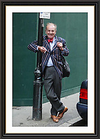 KEITH FLOYD West Street Covent Garden <br />  Museum-quality A3 Archival signed Framed Print £500