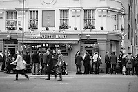 The White Hart Pub London