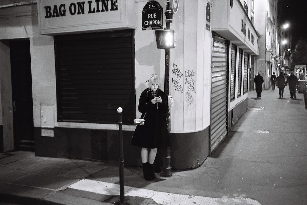 Rue Chapon, Paris