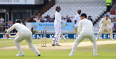 England v West Indies - Second Investec Test - Day Three 27 Aug 2017