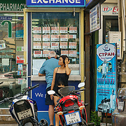 THA/Pattaya/20180722 - Vakantie Thailand 2018, Pattaya, money exchange