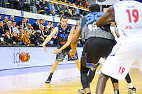 Maxime Courby - 14.03.2015 - Paris Levallois / Rouen - 22eme journee de Pro A<br /> Photo : Anthony Dibon / Icon Sport