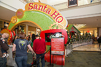 Santa HQ at Chandler Fashion Center