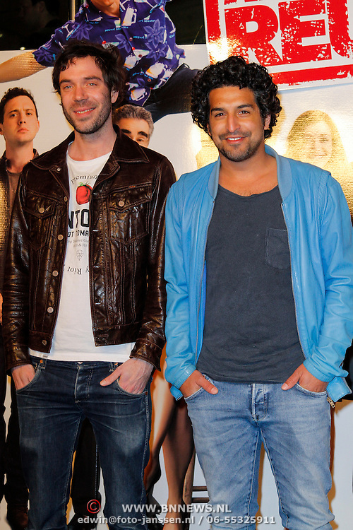 NLD/Amsterdam/20120326 - Inloop premiere American Pie: Reunion,
