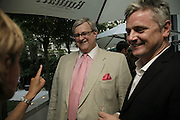 David Morgan-Hewitt, ( General manager of Goring Hotel)  Ruinart party at The Hempel, Hempel Gardnes.  Craven Hill Gardens. 18 July 2006. <br />ONE TIME USE ONLY - DO NOT ARCHIVE  © Copyright Photograph by Dafydd Jones 66 Stockwell Park Rd. London SW9 0DA Tel 020 7733 0108 www.dafjones.com
