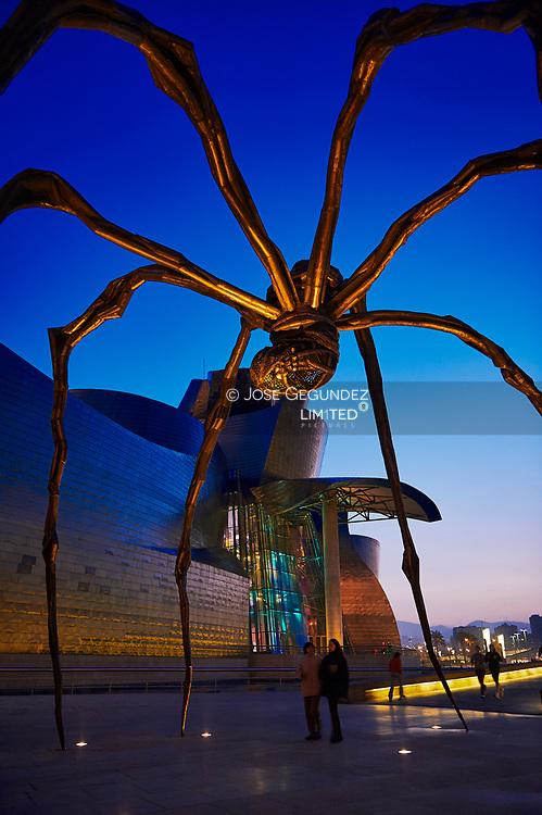 The Spyder. Guggenheim XX anniversary, Bilbao. Day 279