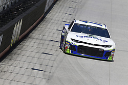 April 13, 2018 - Bristol, Tennessee, United States of America - April 13, 2018 - Bristol, Tennessee, USA: Ty Dillon (13) bring his racecar down the backstretch during opening practice for the Food City 500 at Bristol Motor Speedway in Bristol, Tennessee. (Credit Image: © Chris Owens Asp Inc/ASP via ZUMA Wire)