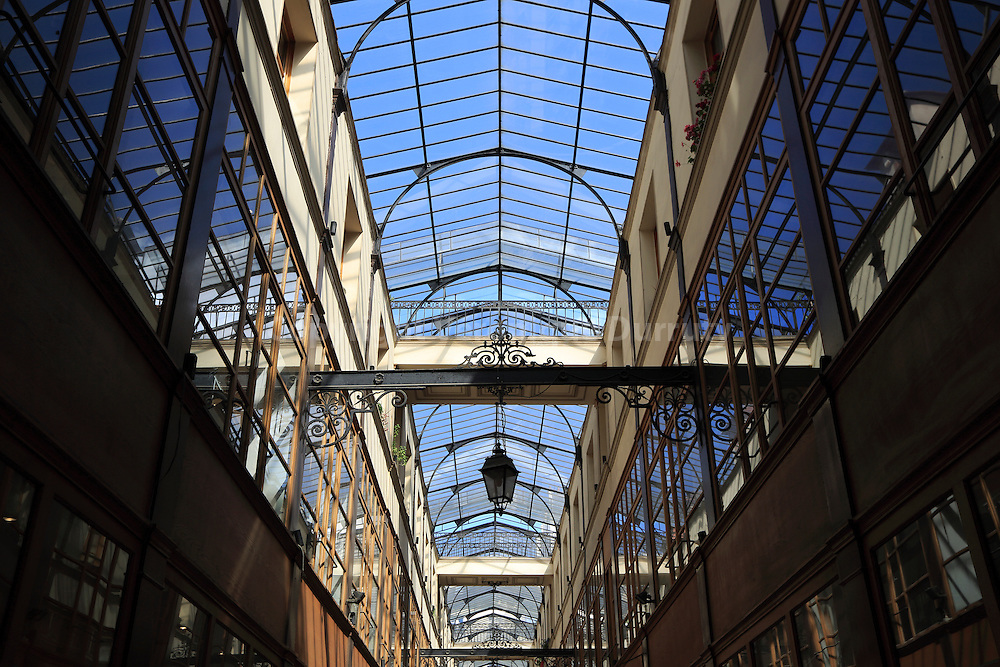 Passage du grand cerf, Paris 75002, France