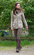 "Kate Middleton Visits ""Farm For City Children"" 2"
